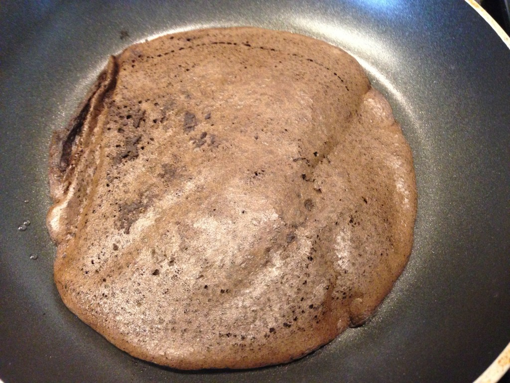 Chocolate Pancake 2