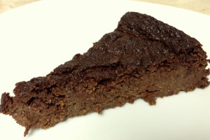 Cauliflower Brownie - GuessWhosCooking.com - gluten free, dairy free, soy free, vegan, low carb